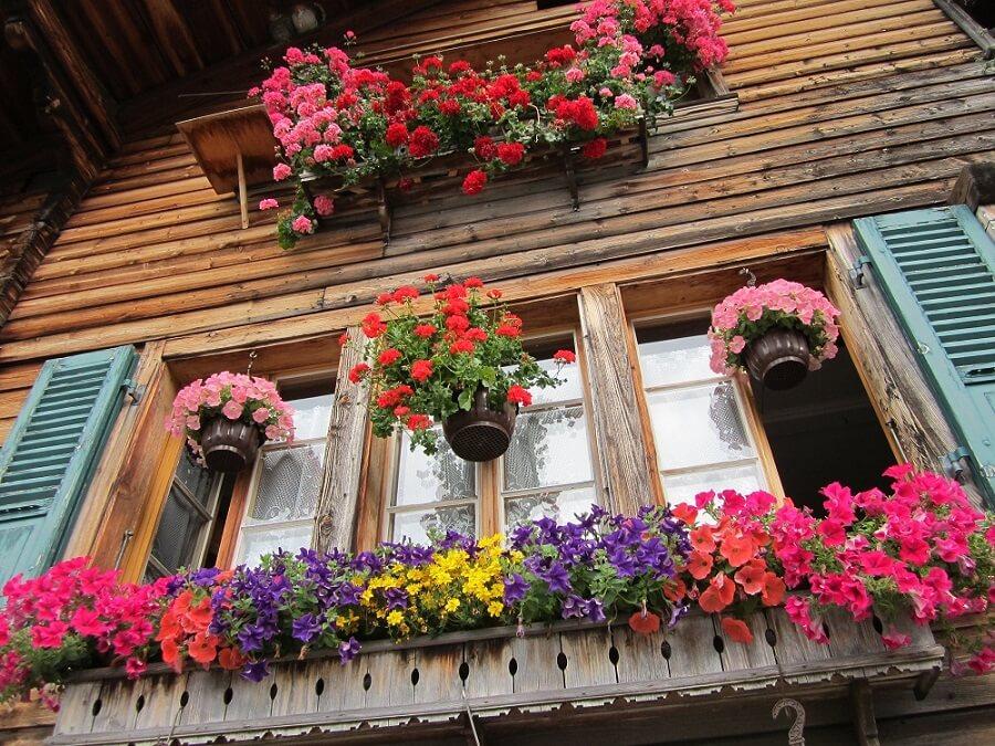 スイスの田舎町