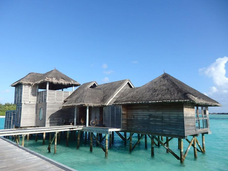 Gili Lankanfushi(スパ・スイート)