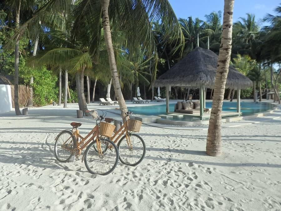 Gili Lankanfushi(プール)