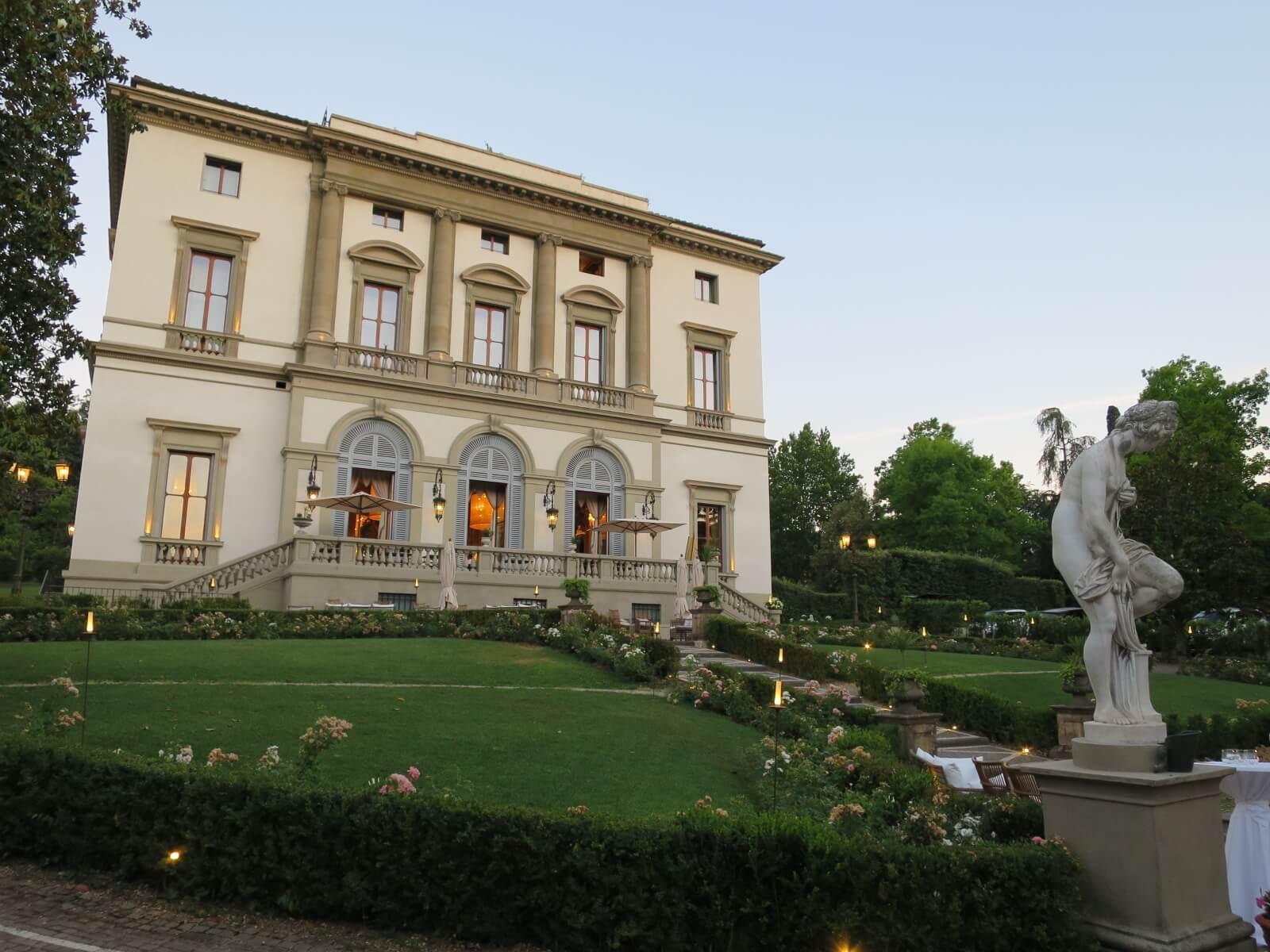 ヴィラ・コーラ(フィレンツエ) 外観イメージ