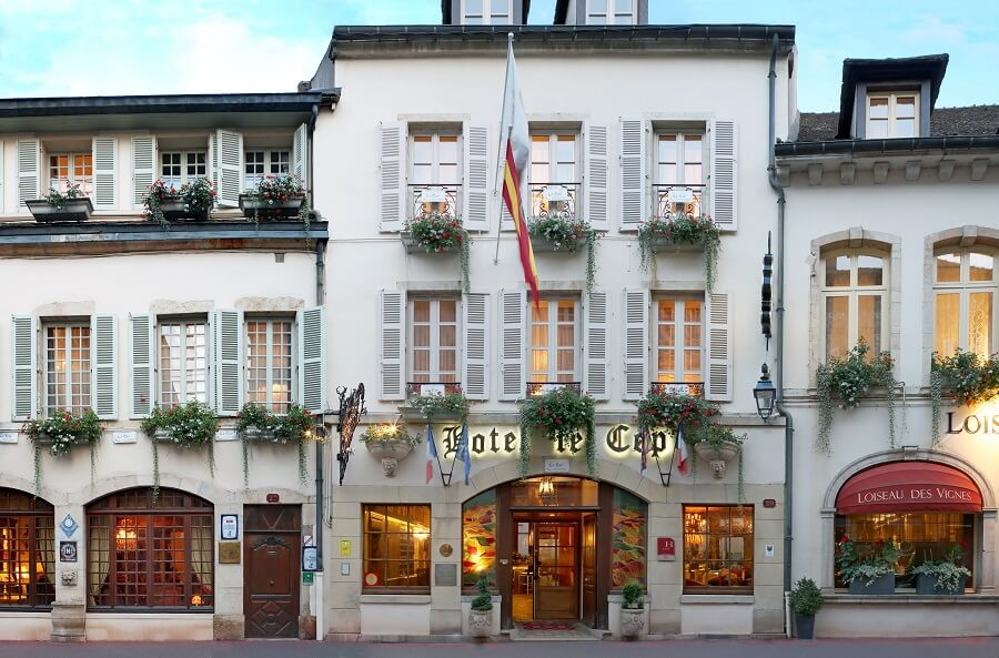 ブルゴーニュ ボーヌ ホテル・ル・セップ