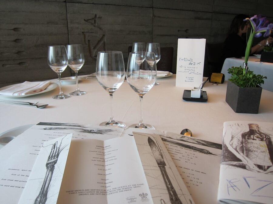 レストラン・アルザック(サン・セバスチャン)