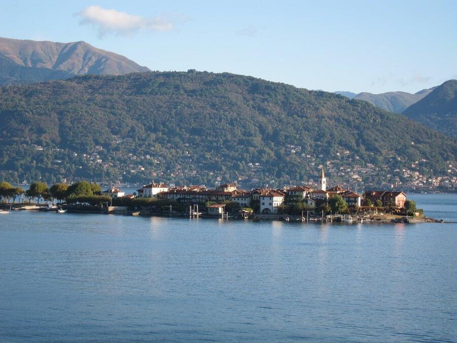 マジョーレ湖(イタリア)