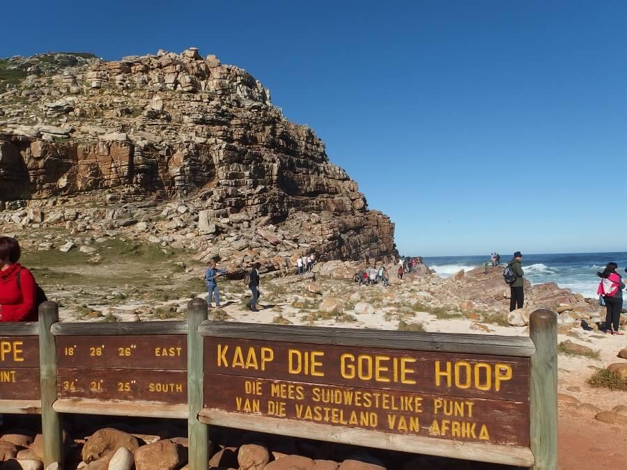 南アフリカ 喜望峰