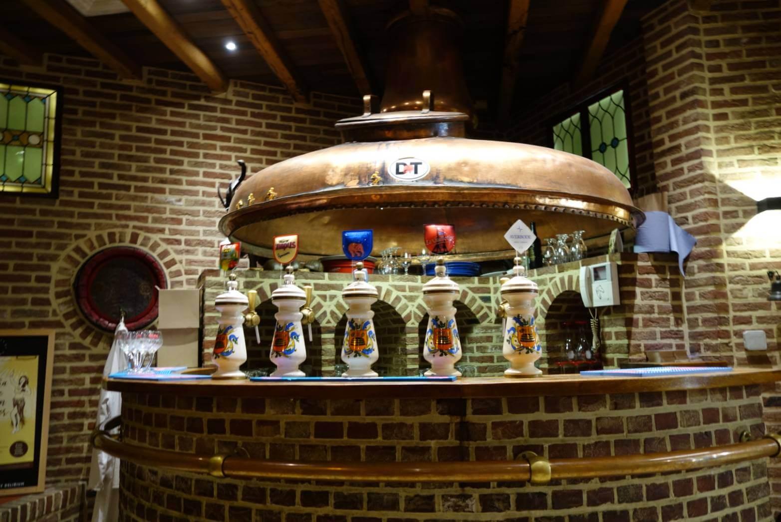 ベルギービール イメージ