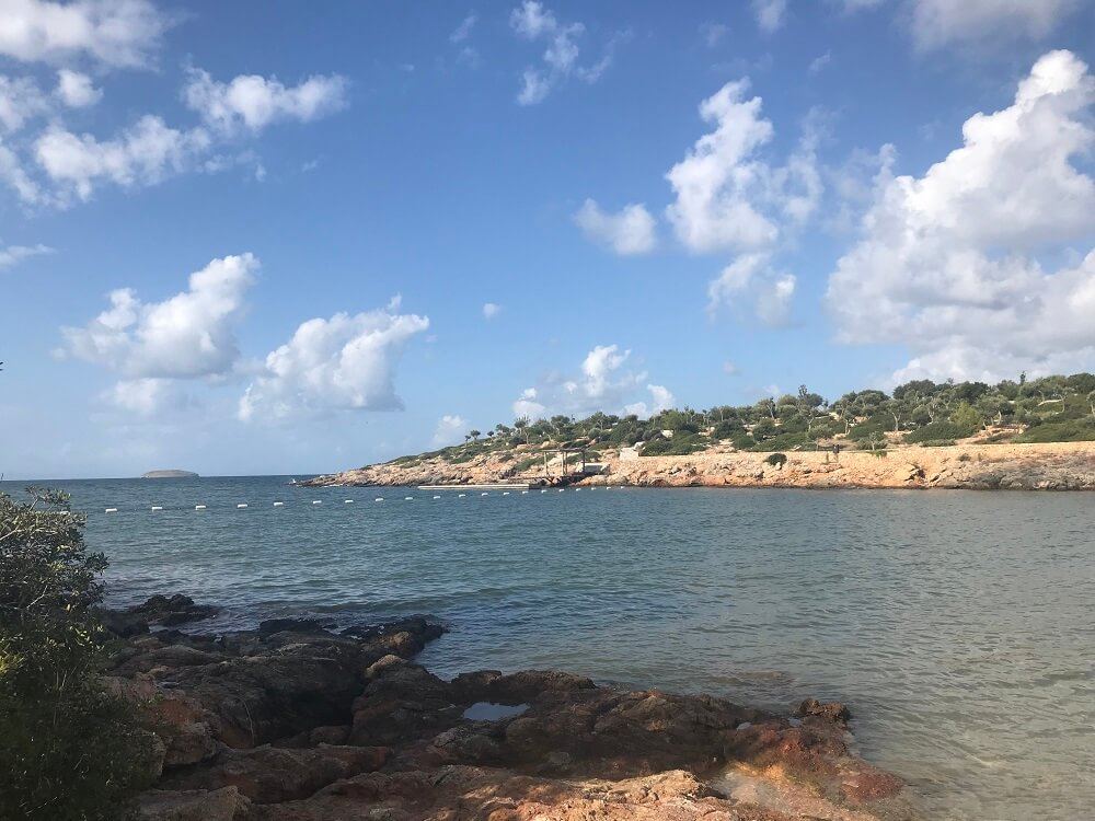 トルコ シックスセンシズ カプランカヤ ビーチ