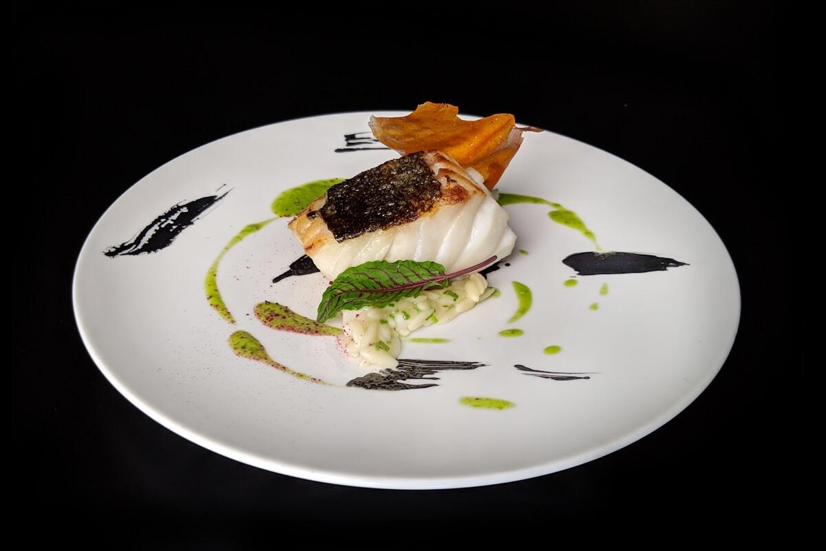 グランホテル ドミネ ビルバオ 料理イメージ