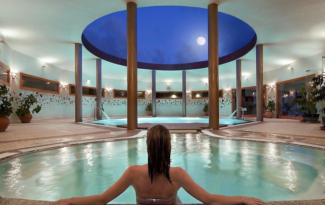 Hotel Marinedda Thalasso & Spa タラソテラピー&スパ