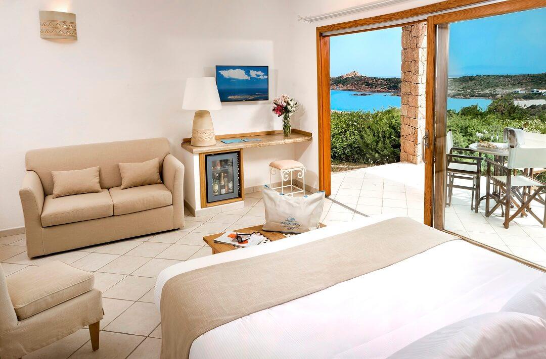 Hotel Marinedda Thalasso & Spa リラックス
