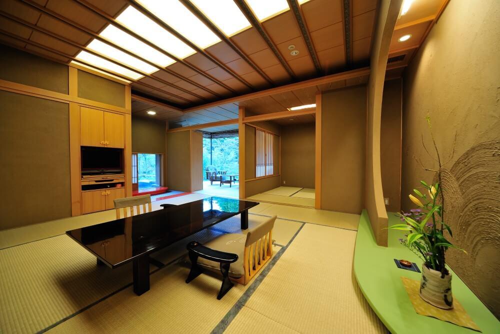 別邸 仙寿庵 和室