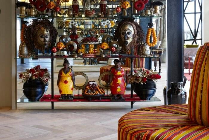 サイロ ホテル フロント