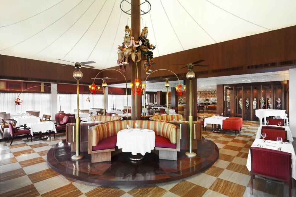 セントレジスバリ レストラン