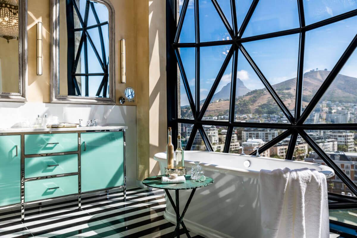 サイロ ホテル デラックススーペリア バスルーム