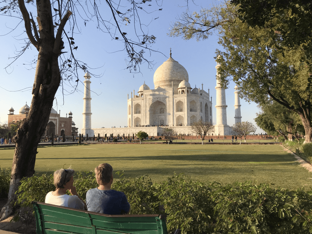 インド旅行 8タージマハル