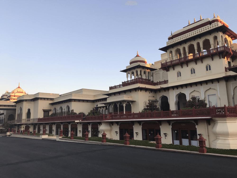 インド旅行 11宮殿ホテル