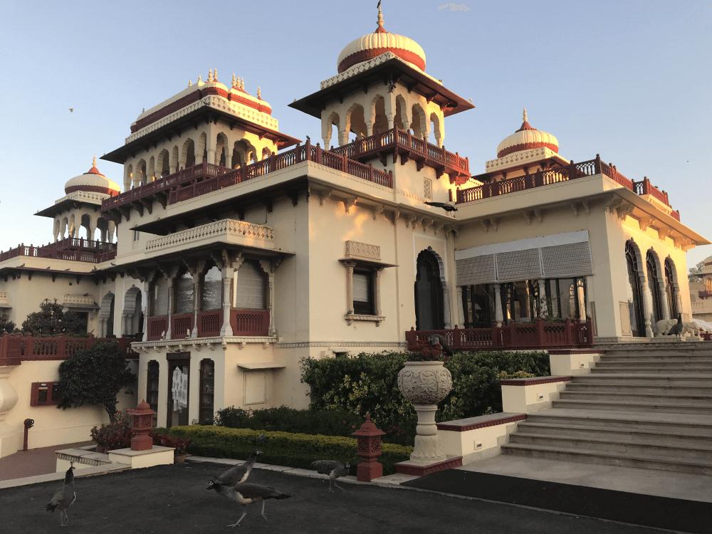 インド旅行 16宮殿ホテル 2