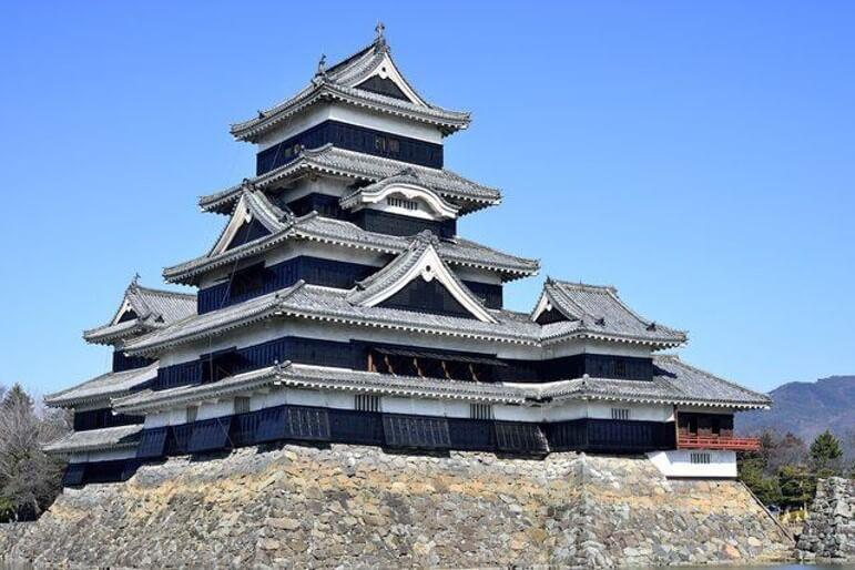 ゼナギ 松本城