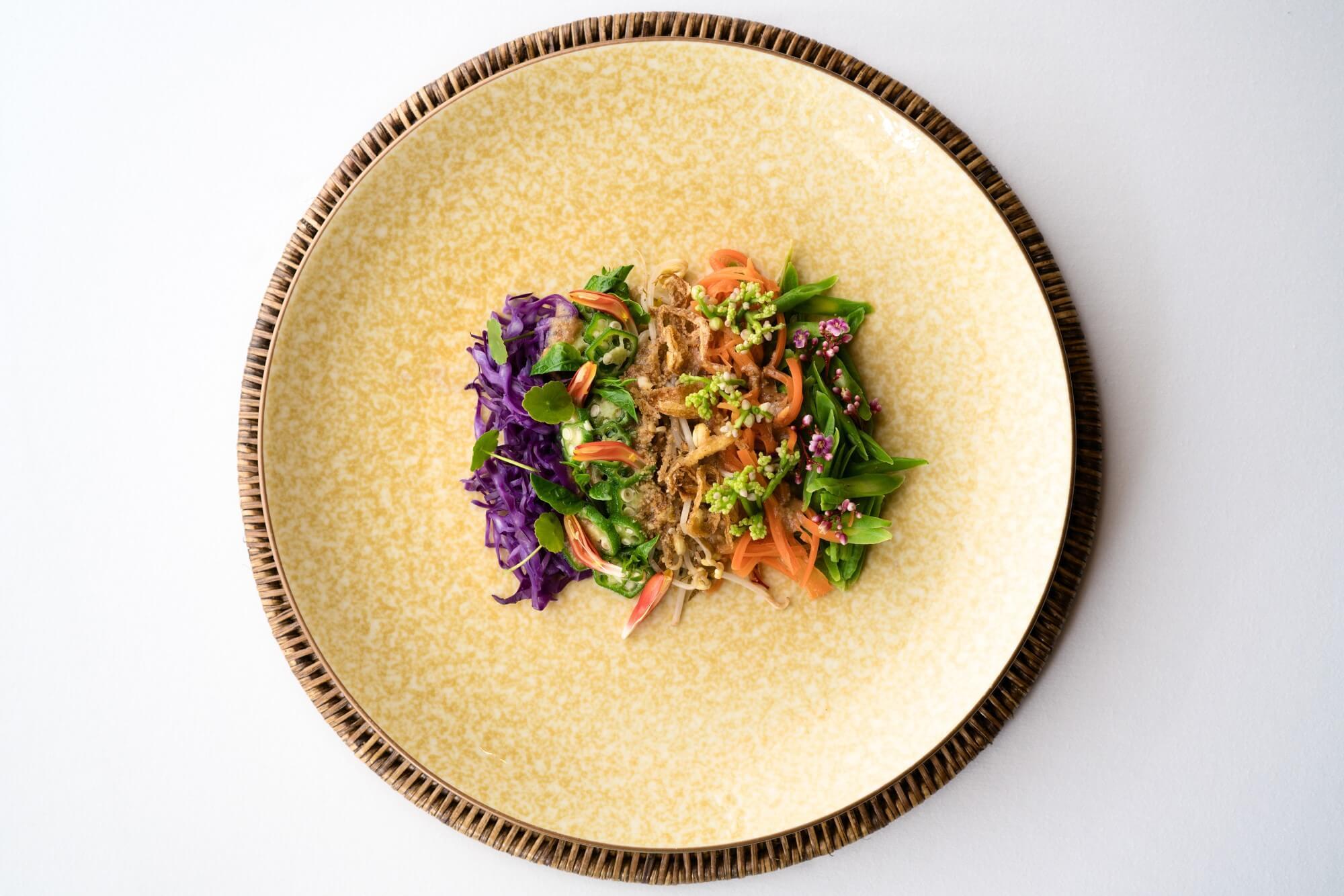 チバソム yam_tawai_a_traditional_thai_vegetable_salad