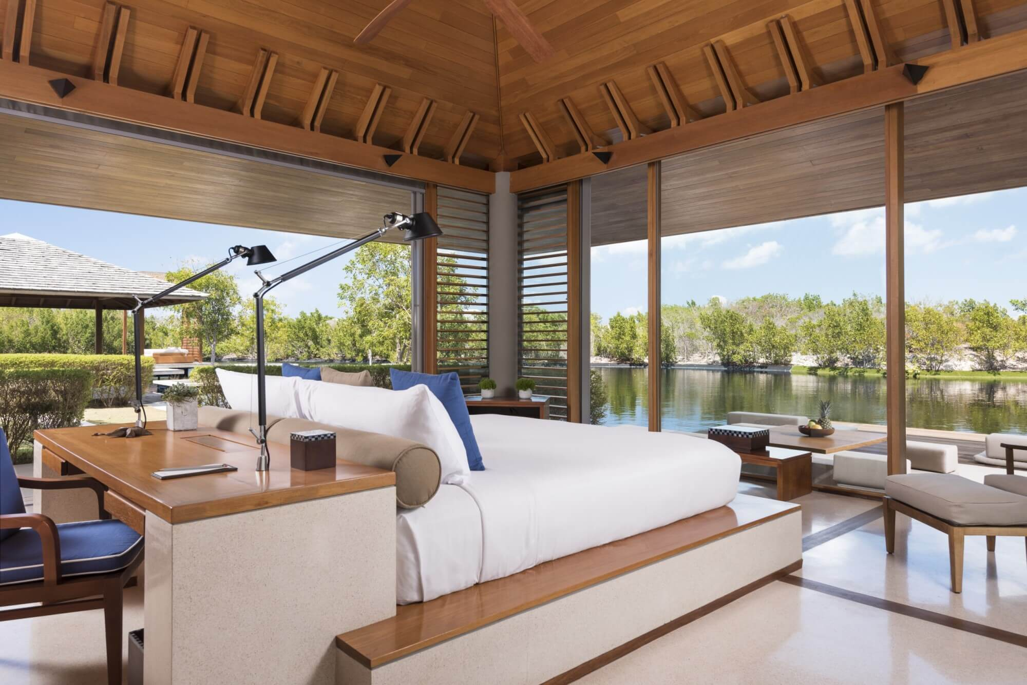 アマンヤラ Amanyara, Turks and Caicos - Villa 9, 4 Bedroom Tranquility Villa2