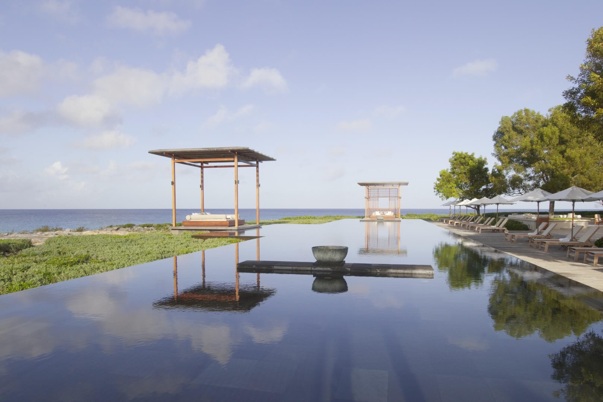 アマンヤラ Amanyara, Turks and Caicos - Swimming Pool