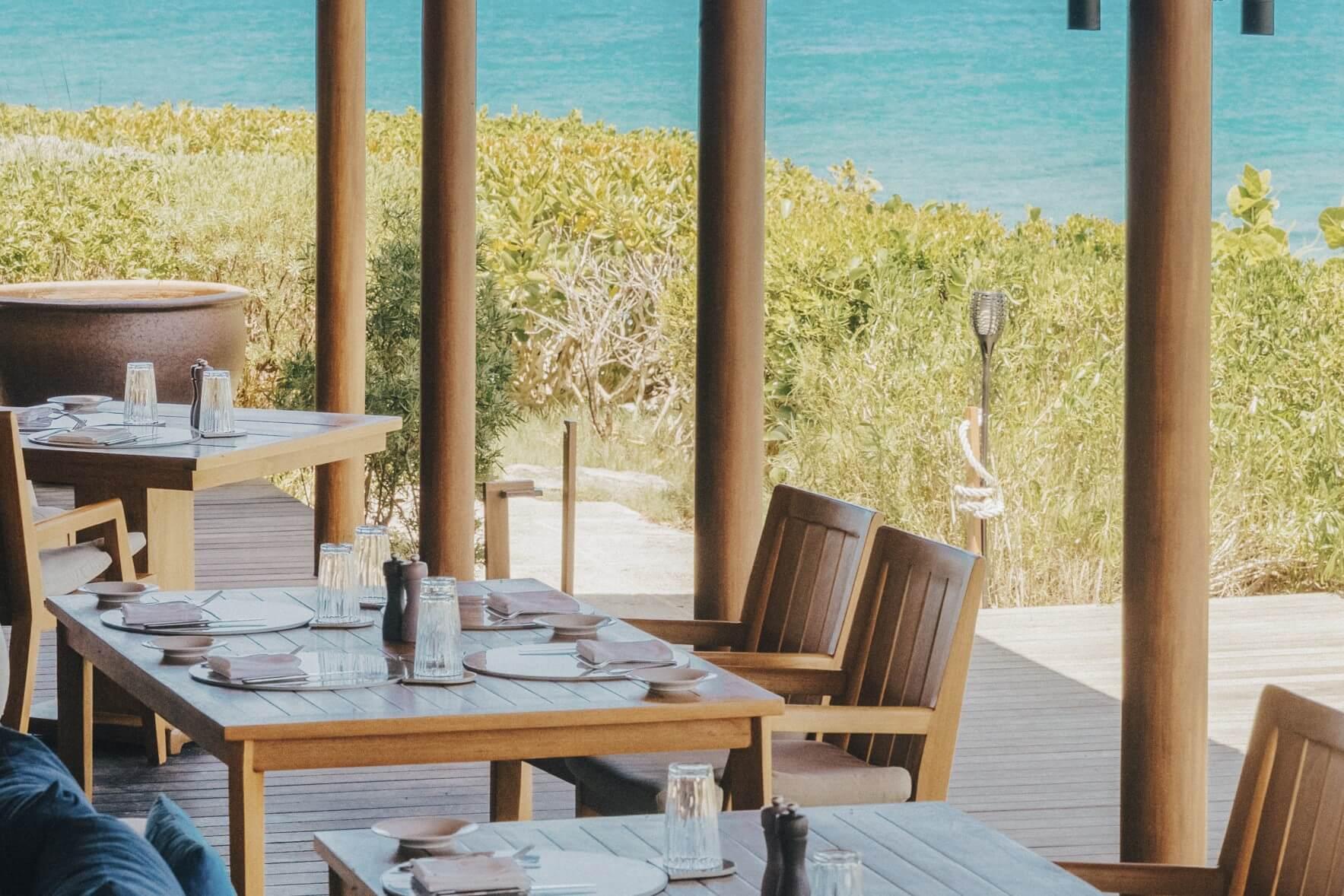 アマンヤラ Amanyara, Turks & Caicos - Beach Bar