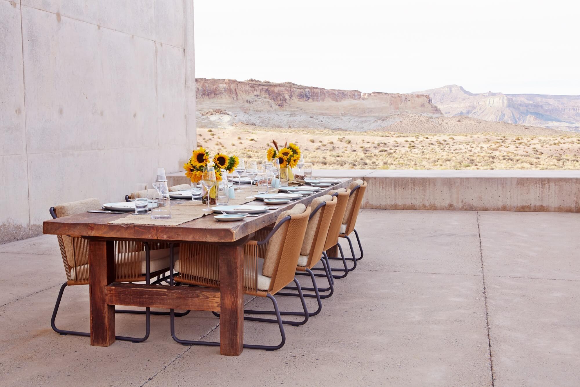 アマンギリ Amangiri, USA - Desert Lounge