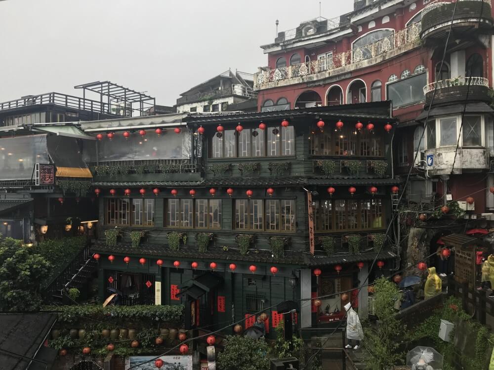 台北旅行記 九分