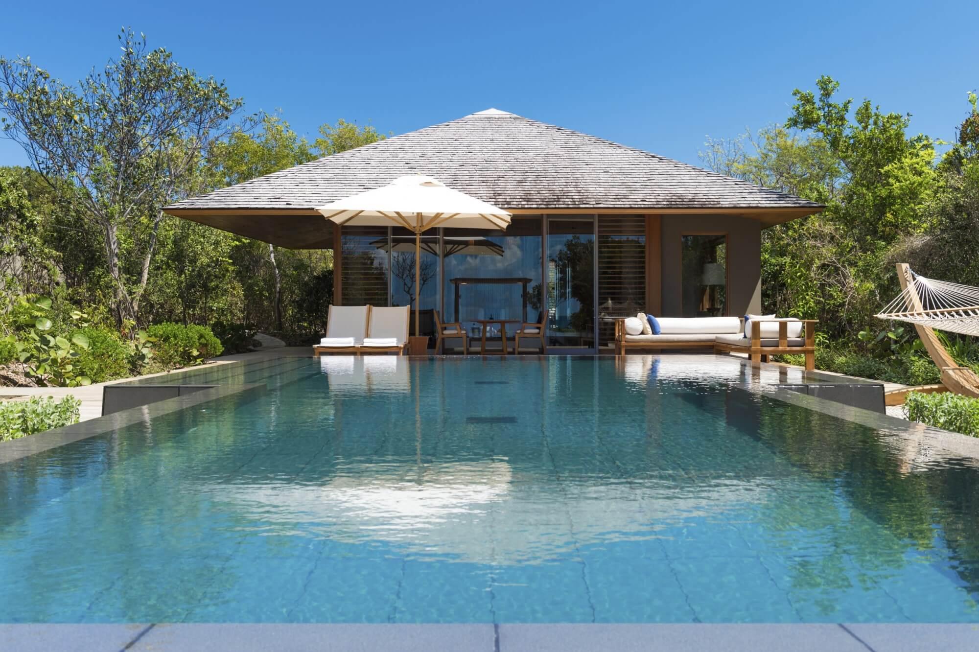 アマンヤラ Amanyara, Turks and Caicos - Pool Pavilion