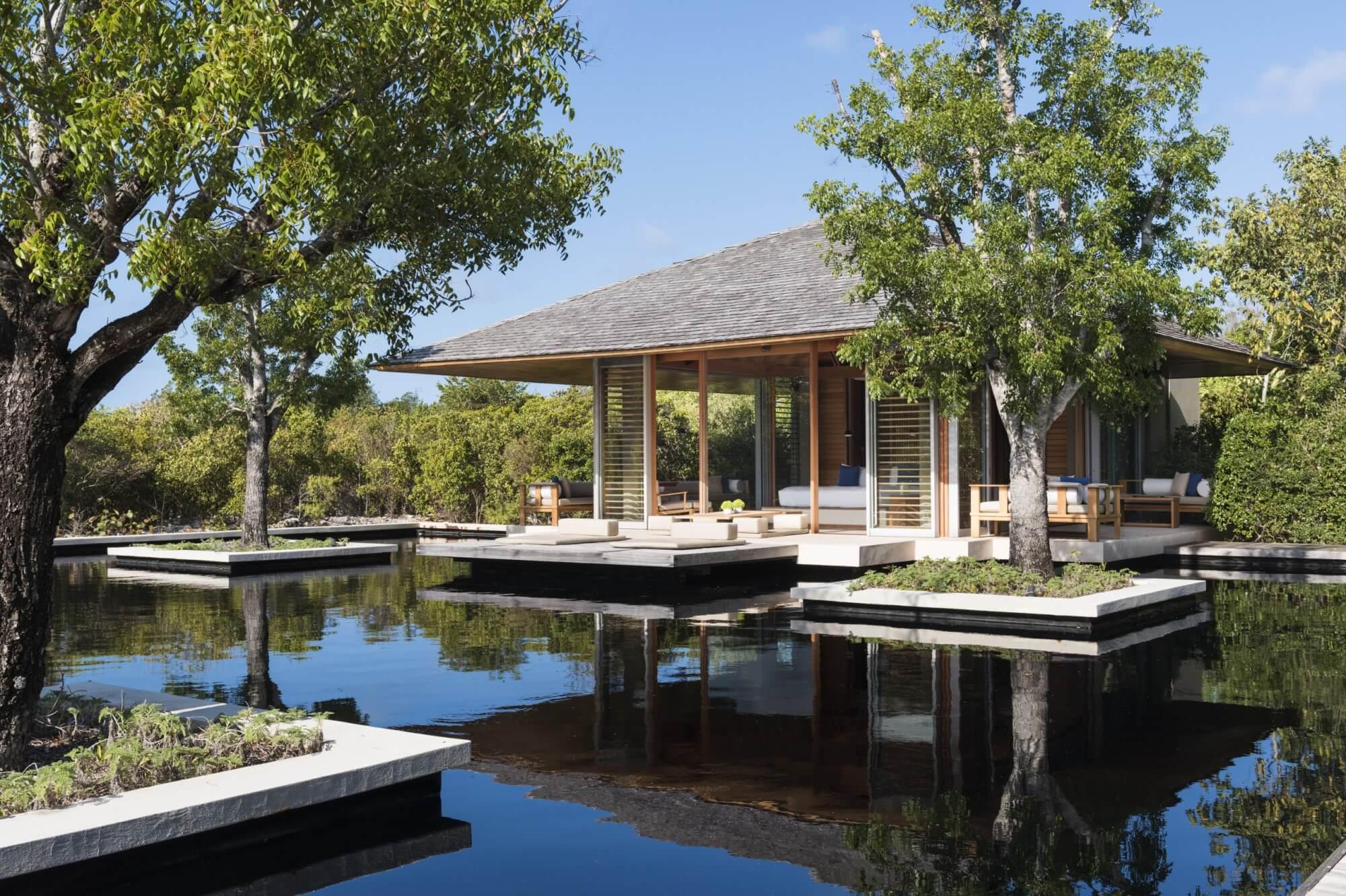 アマンヤラ Amanyara, Turks and Caicos - Villa 9, 4 Bedroom Tranquility Villa