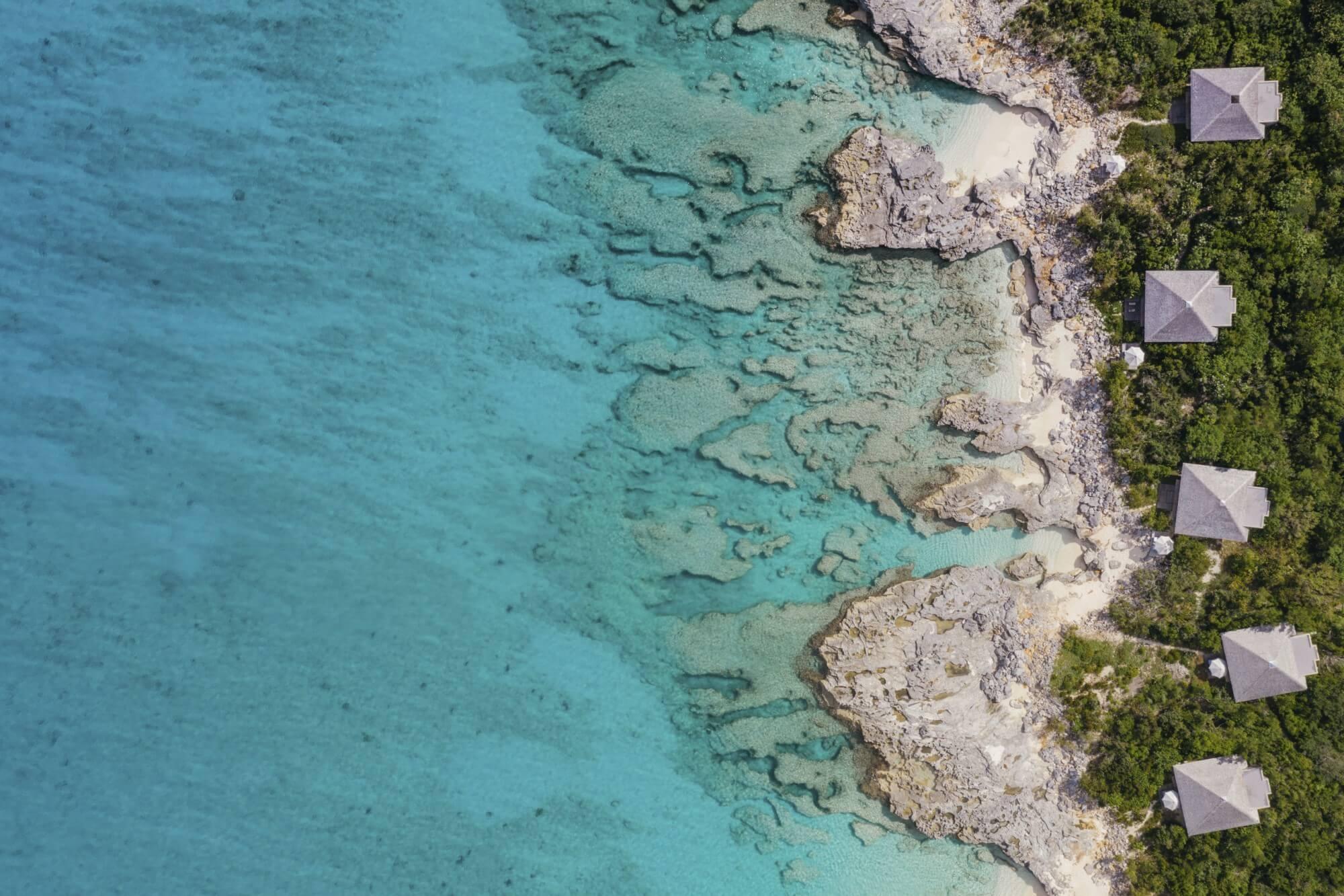 アマンヤラ Amanyara, Turks & Caicos - Pavilions