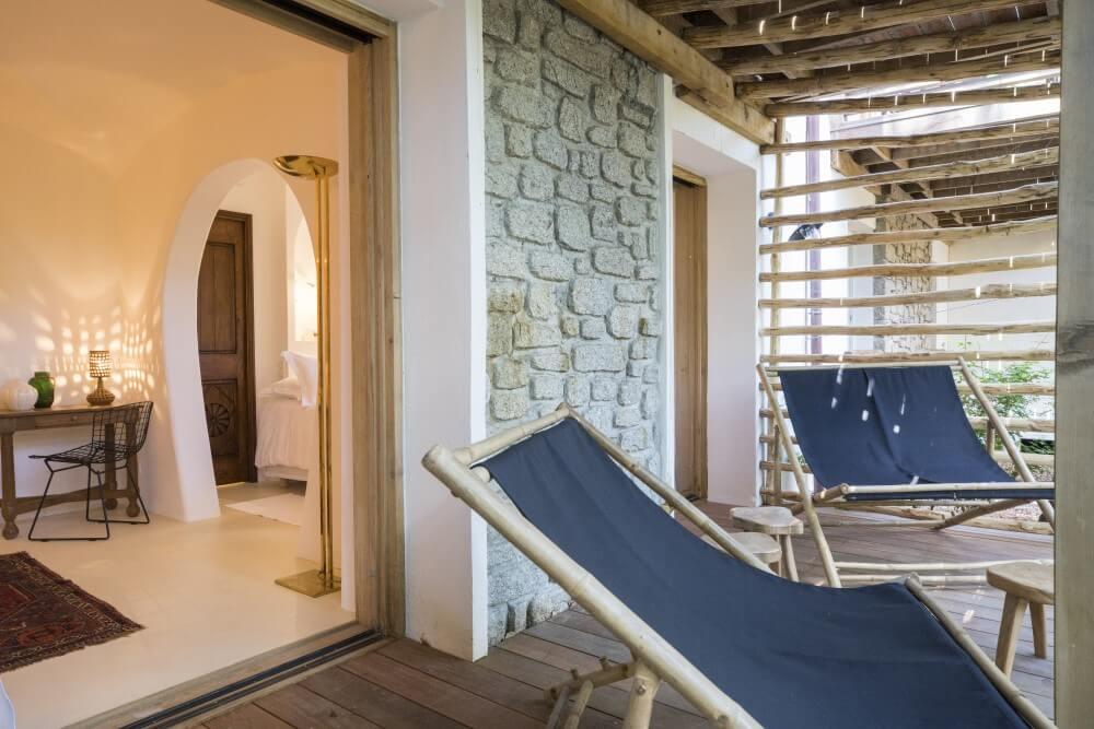 グランド ホテル デ カラ ロッサ 部屋