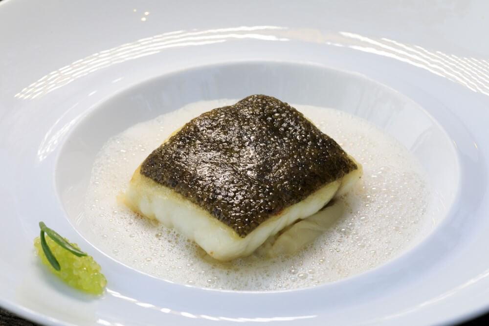 グランド ホテル デ カラ ロッサ 料理