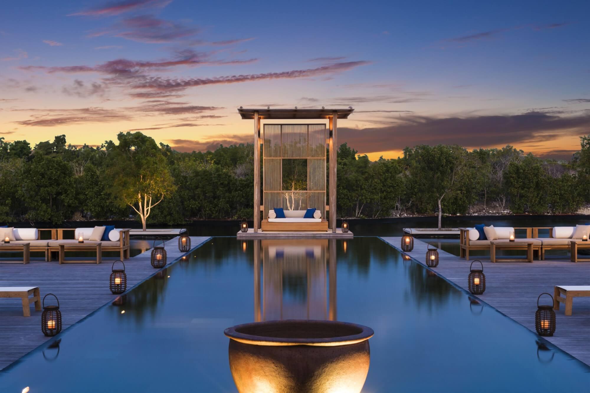 アマンヤラ Amanyara, Turks and Caicos - Villa 9, 4 Bedroom Tranquility Villa3