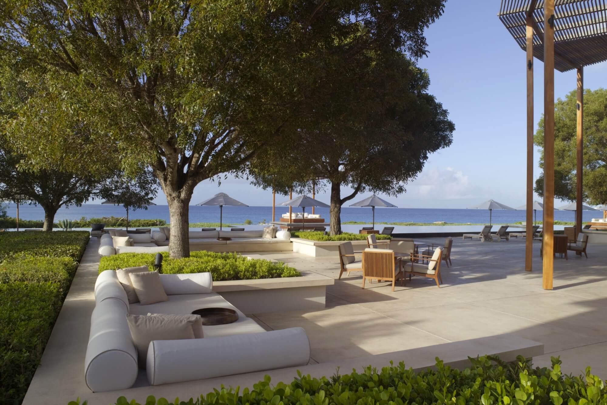 アマンヤラ Amanyara, Turks and Caicos - Bar Terrace