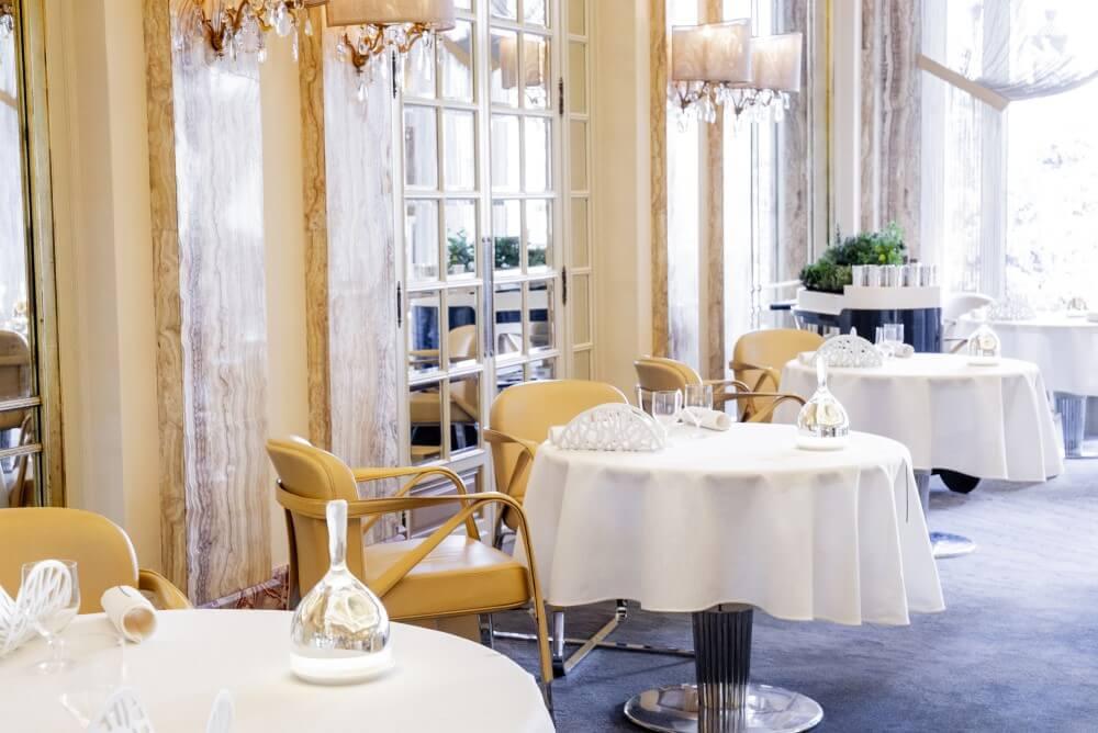 オテル ド パリ レストラン