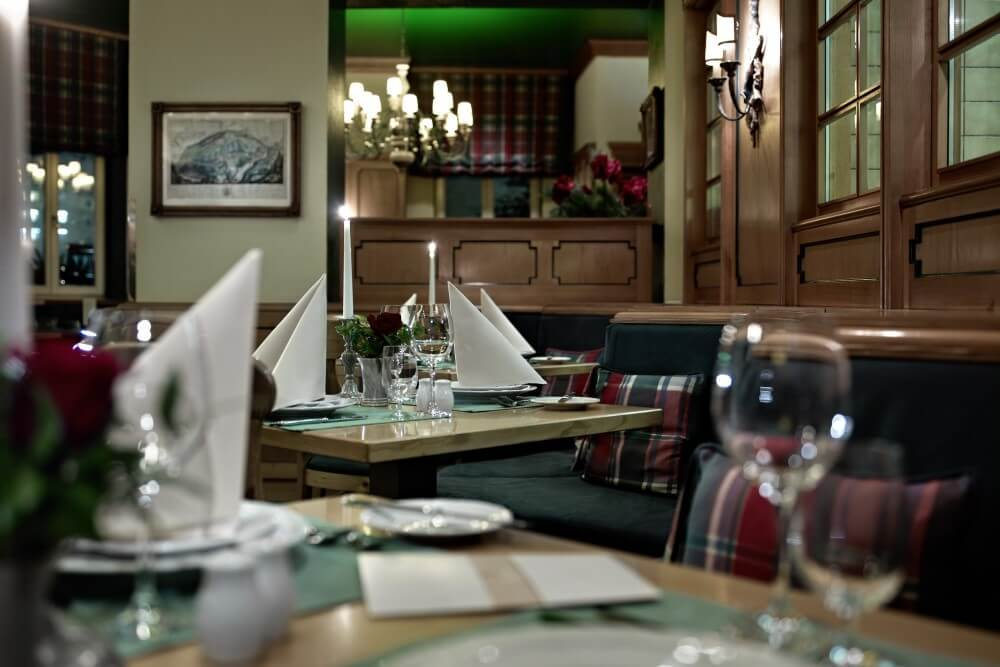 ザッハー ザルツブルグ レストラン