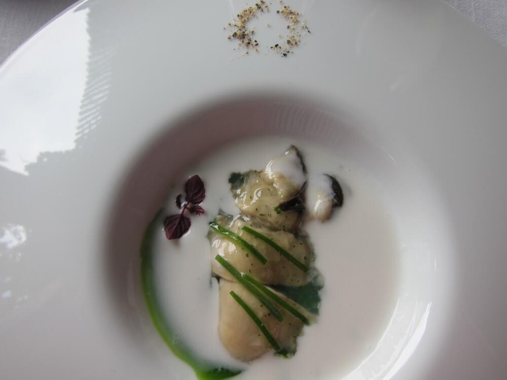 ベラサテギ 料理
