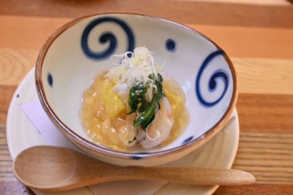白銀温泉 森の旅亭びえい 料理