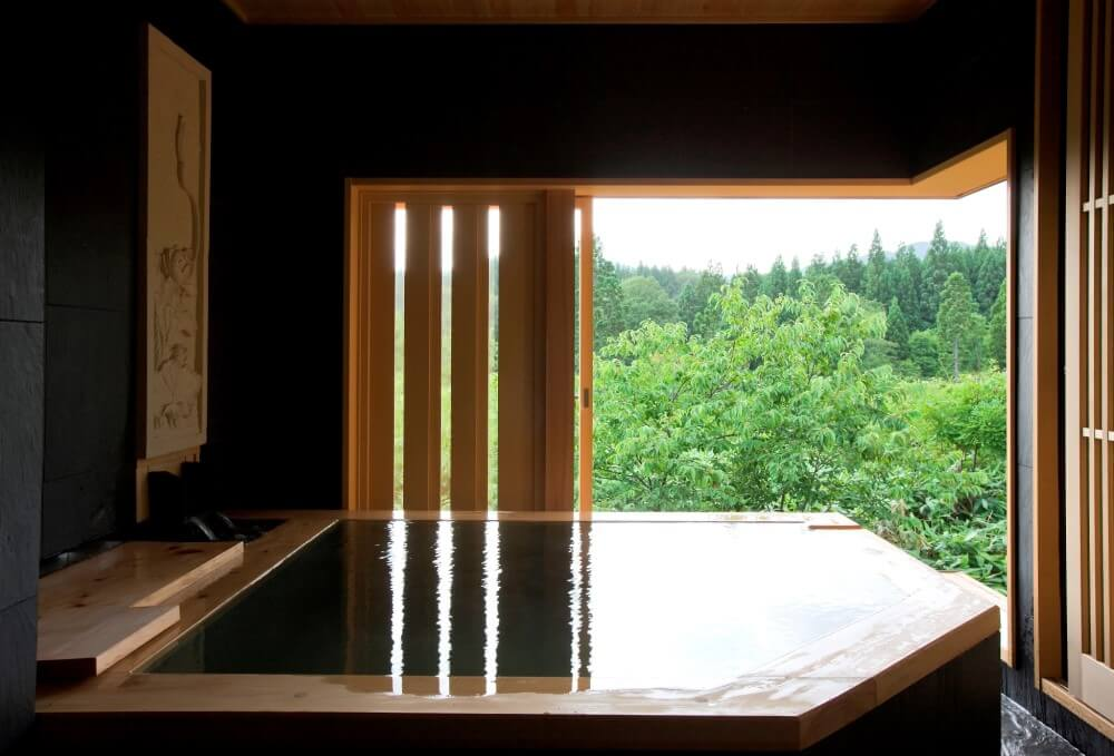 侘桜 部屋風呂