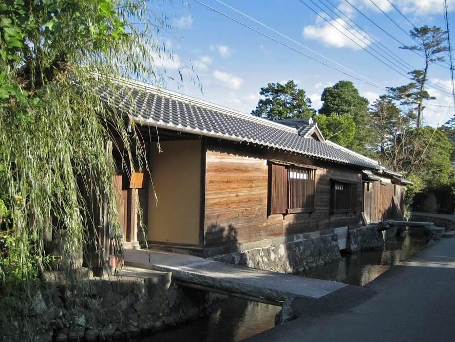 萩 湯川家屋敷