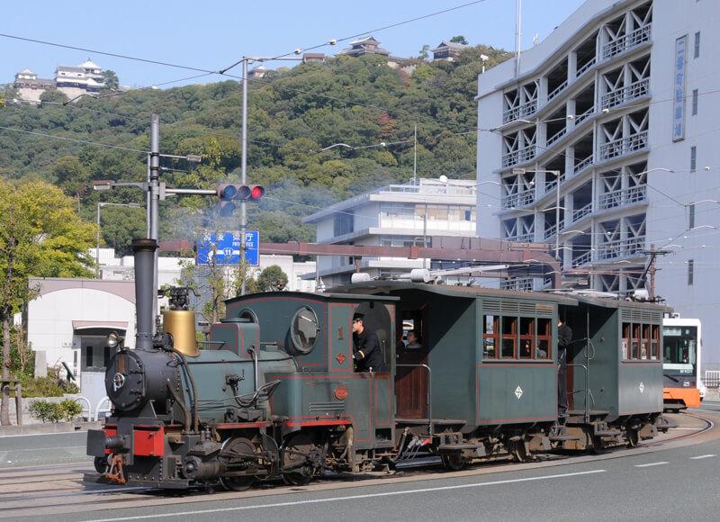 坊ちゃん電車