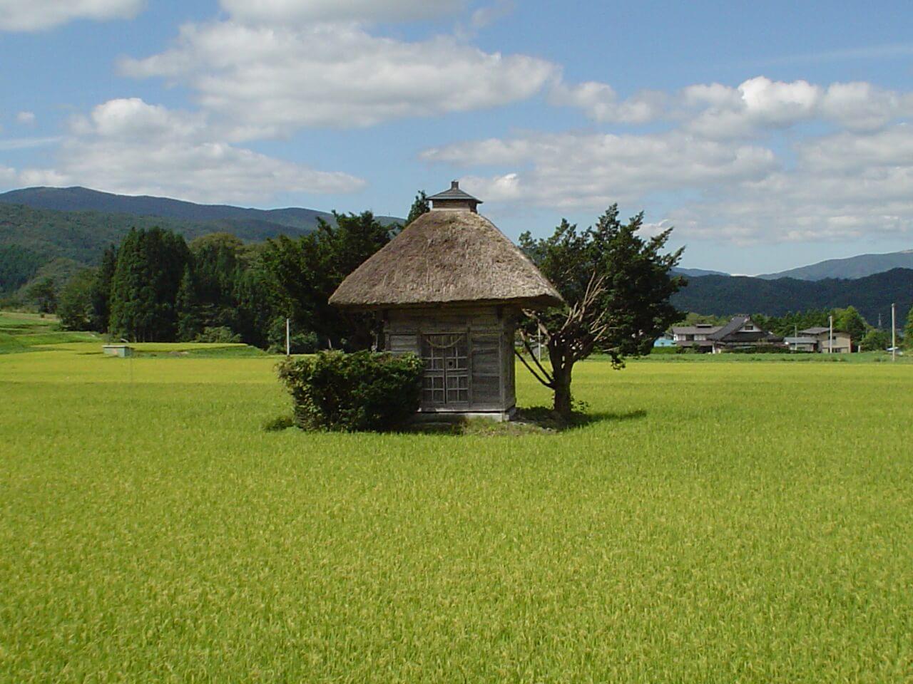 遠野 荒神神社