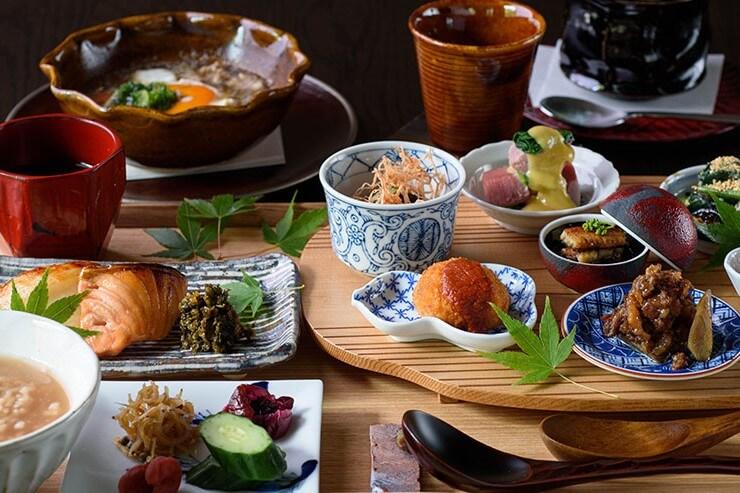 ふふ奈良 朝食イメージ