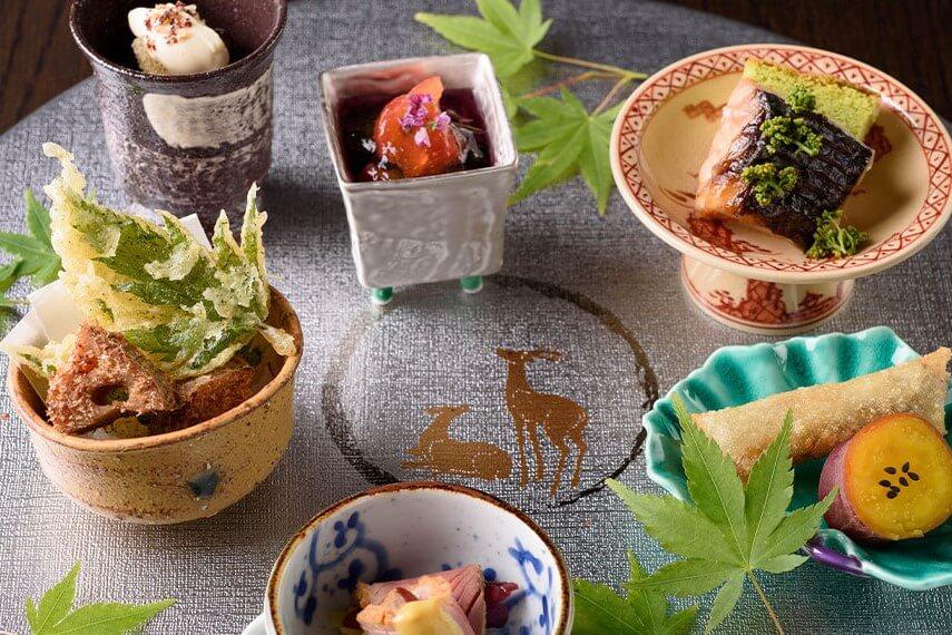 ふふ奈良 夕食イメージ