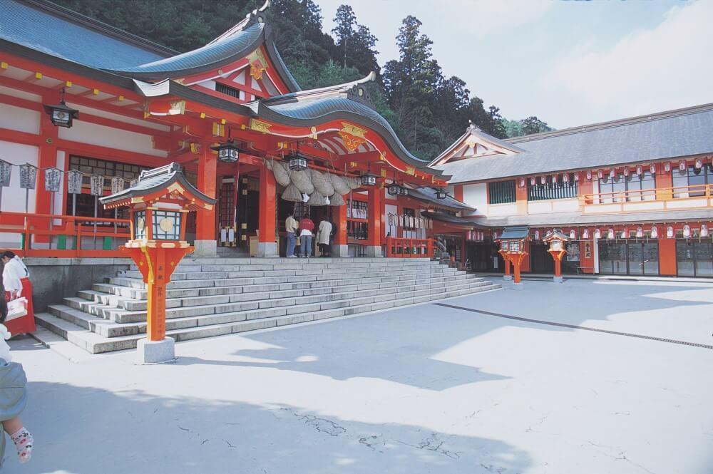 津和野 太鼓谷稲成神社