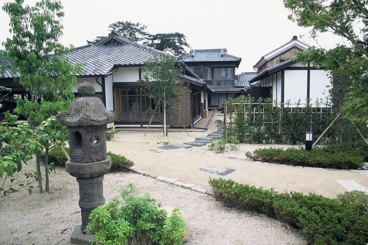 萩 旧田中別邸