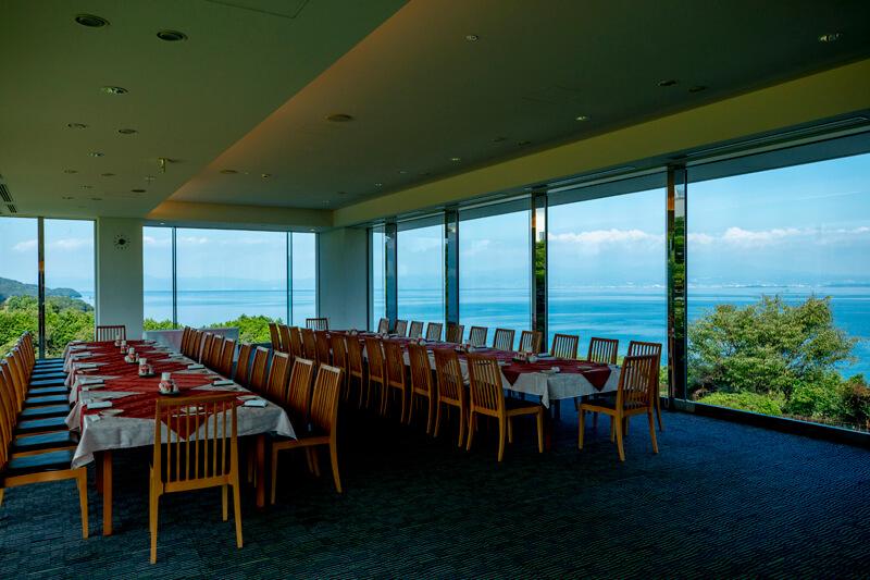 パサージュ琴海アイランドゴルフクラブ クラブハウスレストラン