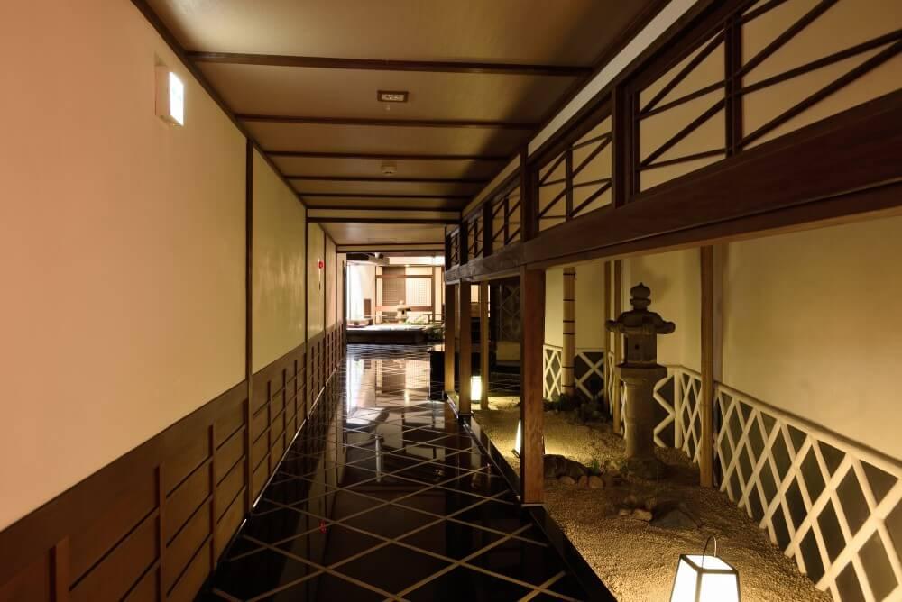 倉敷 旅館くらしき 回廊