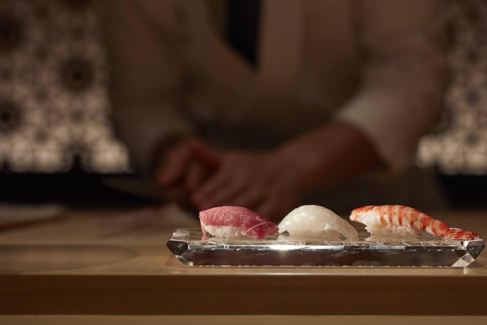 日本料理 BY ザ・リッツ・カールトン日光 寿司カウンター