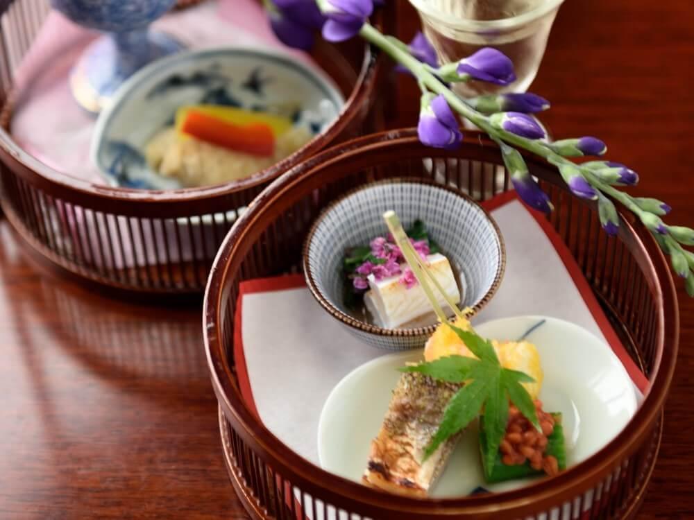 倉敷 旅館くらしき 夕食イメージ